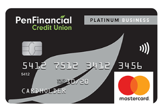 PenFinancial Low Rate Business Mastercard