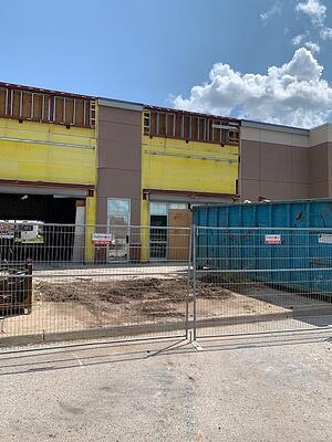 New Niagara Falls branch demolition update 1