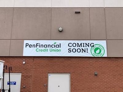 PenFinancial Niagara Falls Coming Soon Banner