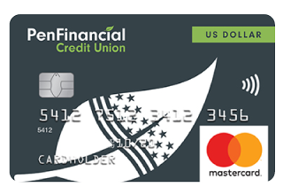 PenFinancial US Dollar Mastercard