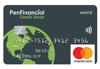 PenFinancial World Mastercard